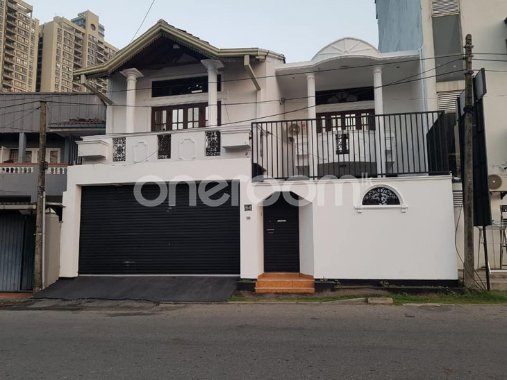 Two Storey House for rent Colombo 6 for sale in Colombo